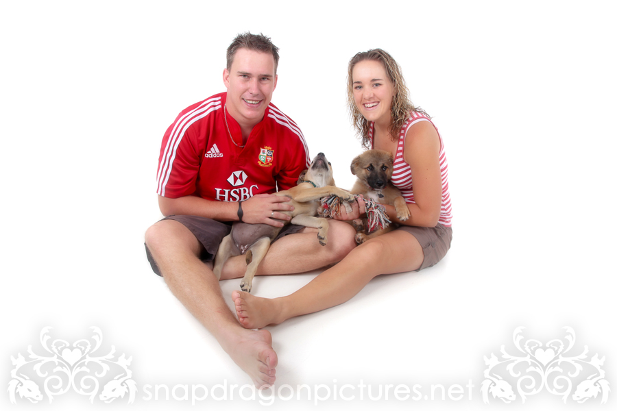 Leanne Williams, Photographer, Photography, Studio, Portraits, White Background, Pets, Dogs, Puppy, Family,