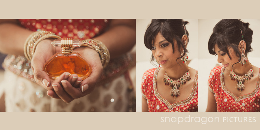 Snapdragon Pictures, Sean and Leanne WIlliams, Wedding, Indian, Hindu, Bride, Photography, Photographer, Film, Video, Cinematography, Dee-Ann Kaaijk, Album, Design,